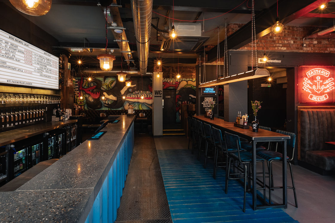 BREWDOG BRINGS IT HOME WITH NEW BAR LAUNCH IN ITS BIRTHPLACE OF ABERDEENSHIRE