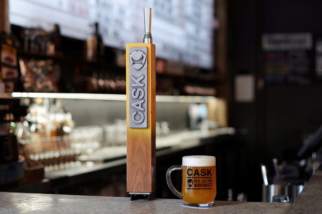BREWDOG LAUNCHES REVAMPED CASK LINE IN ALL ITS BARS
