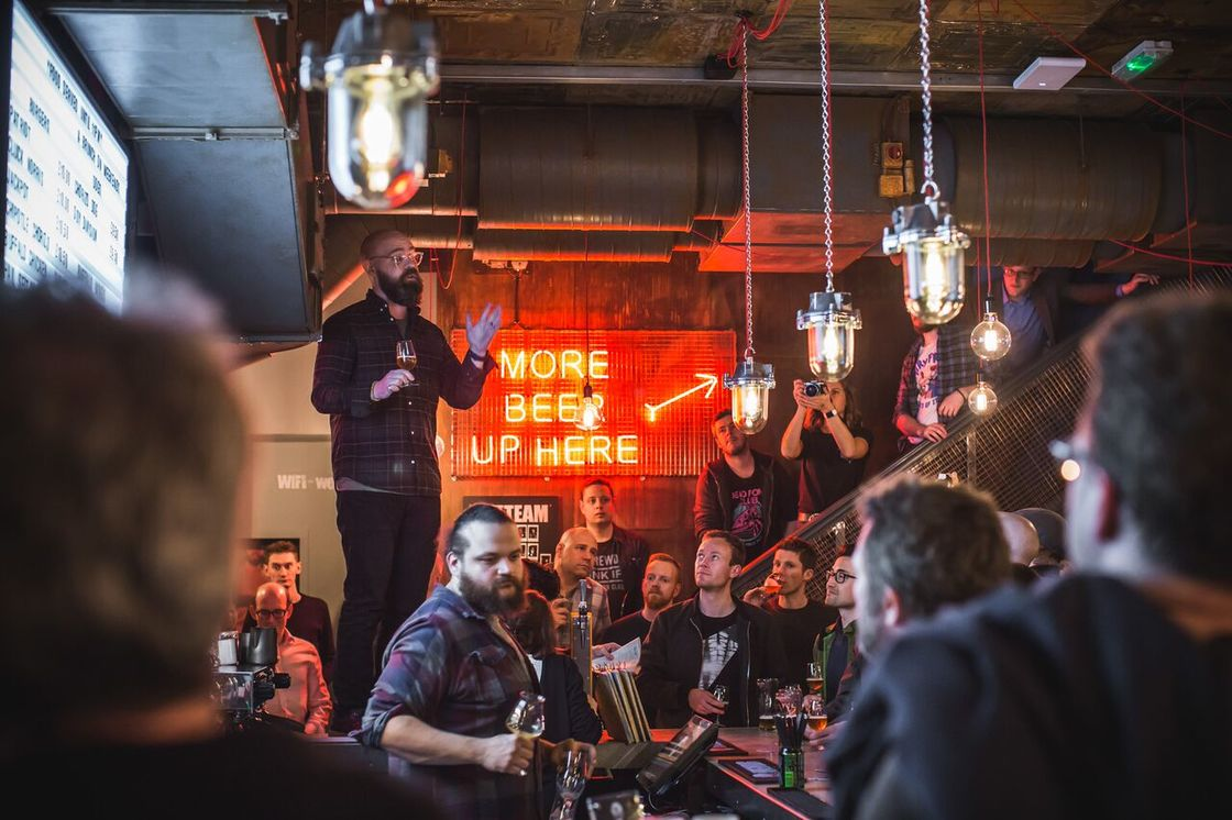 Wanted: bar operators to join the BrewDog 'Dog Pack'