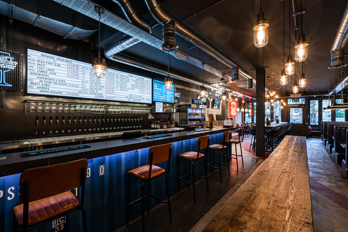 BREWDOG SETS SIGHTS ON SCOTTISH COASTLINE WITH ST ANDREWS BAR OPENING