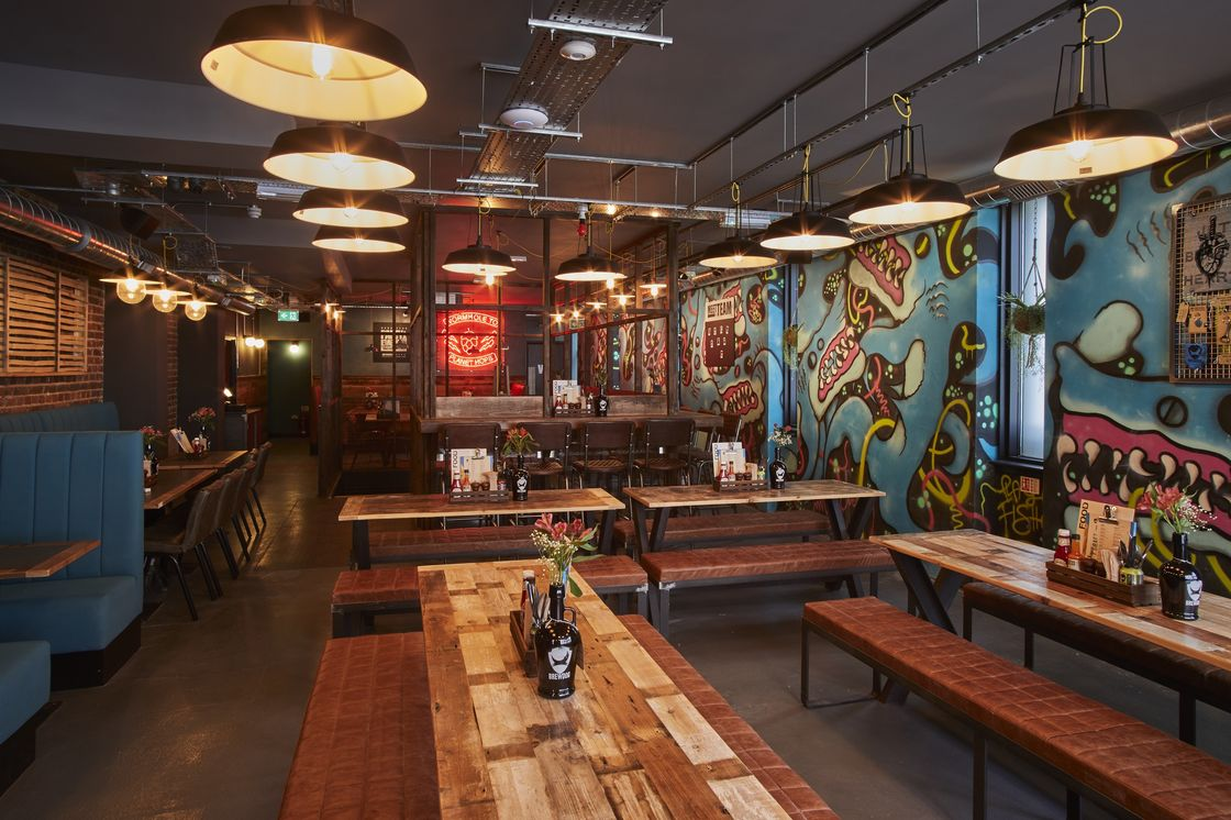 BREWDOG GAINS A NEW SEAT OF LEARNING WITH CAMBRIDGE BAR OPENING