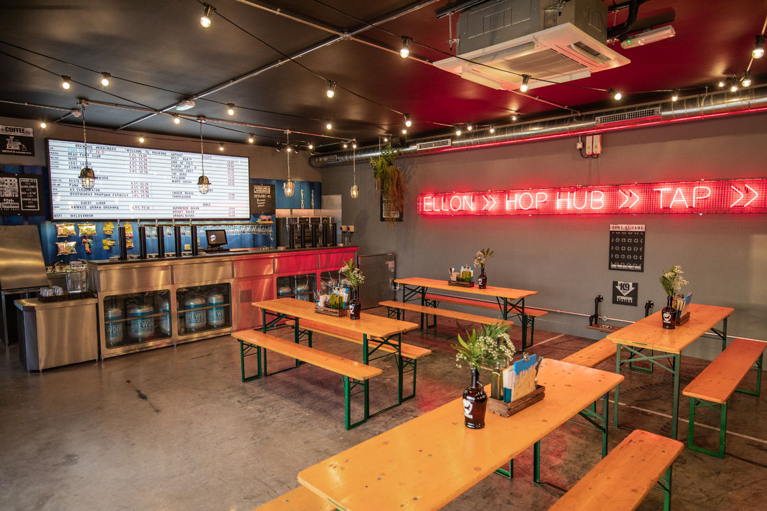 BREWDOG'S SECRET WEAPON IN BEER QUALITY BREAKS COVER – THE HOP HUB TAPROOM